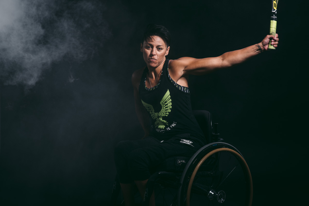 Tara Llanes: Adaptive Sporting Legend