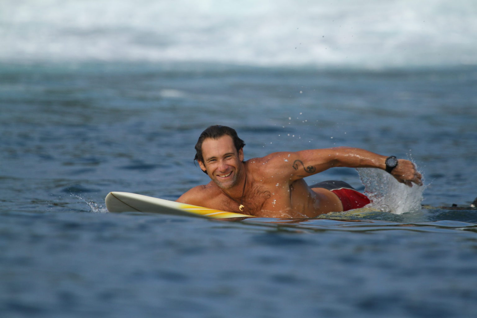 Bruno Hansen: Soul Surfing Survivalist