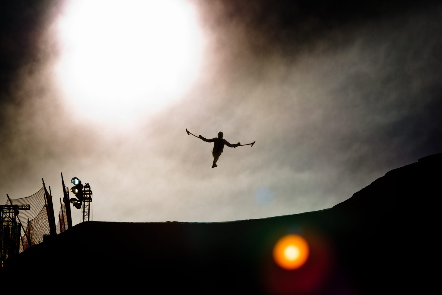 Josh Dueck: Backflipping Adaptive Skier