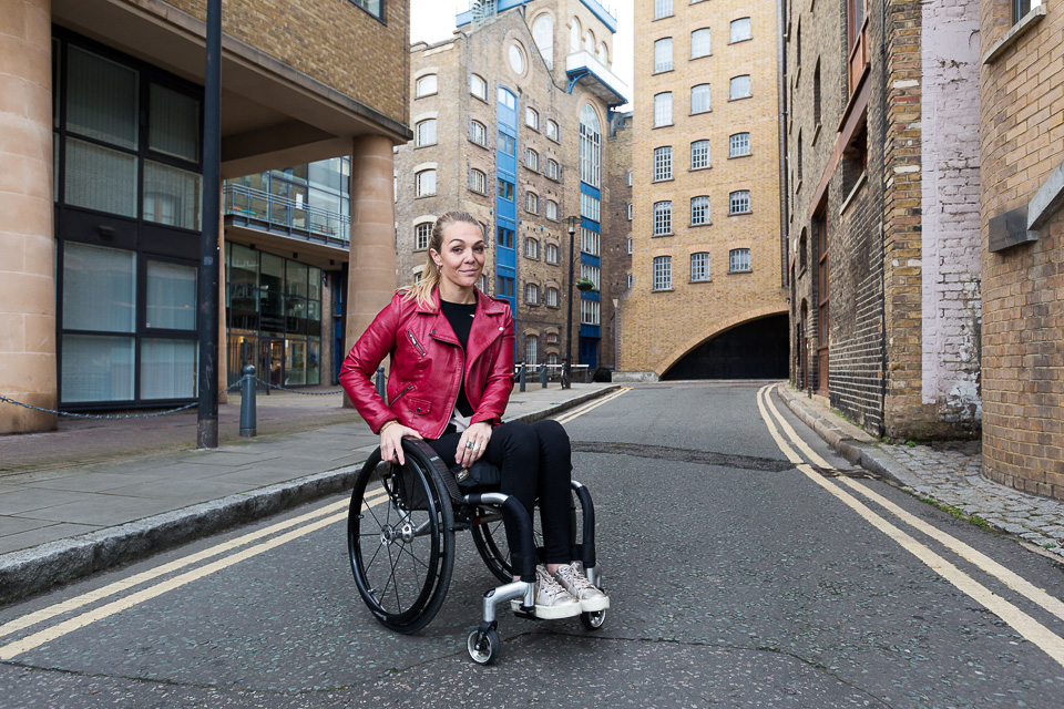 Sophie Morgan: Inclusion Revolutionist