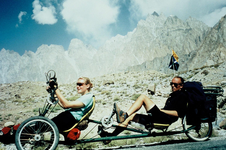 Karen Darke: Adaptive Expedition Legend