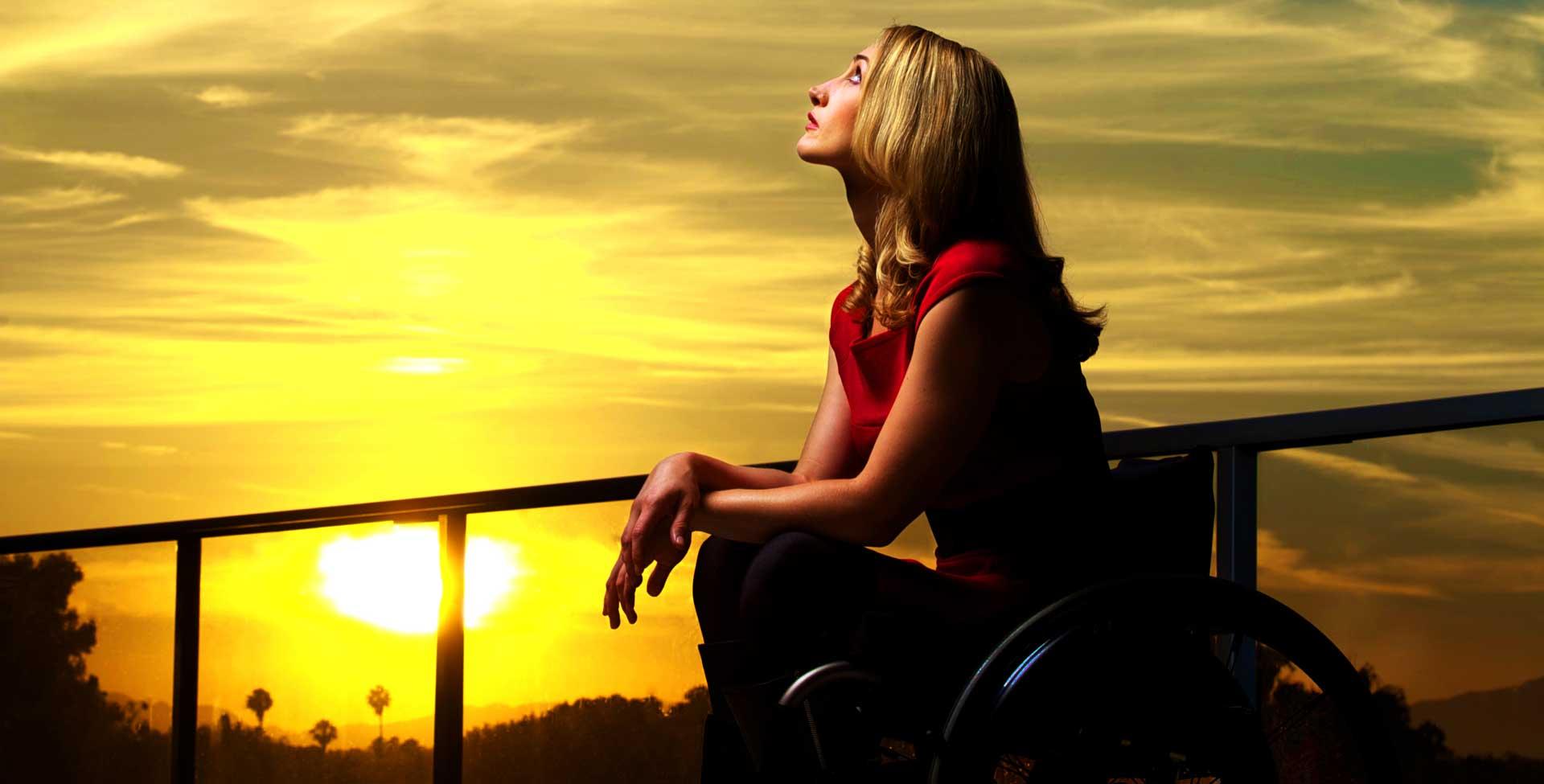 Teal Sherer: Award Winning Paralyzed Actress