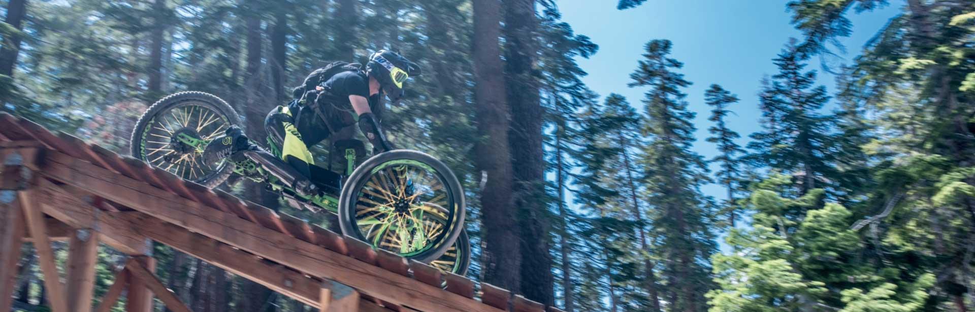 Jeremy McGhee: Adaptive Mountain Biking Pioneer