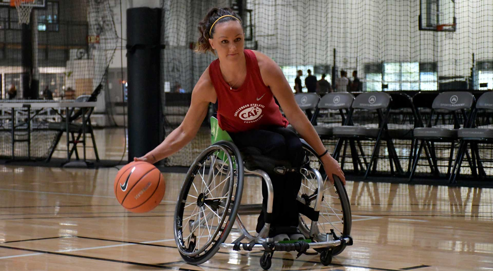 Megan Blunk: Paralympic Gold Medalist & Mental Health Advocate