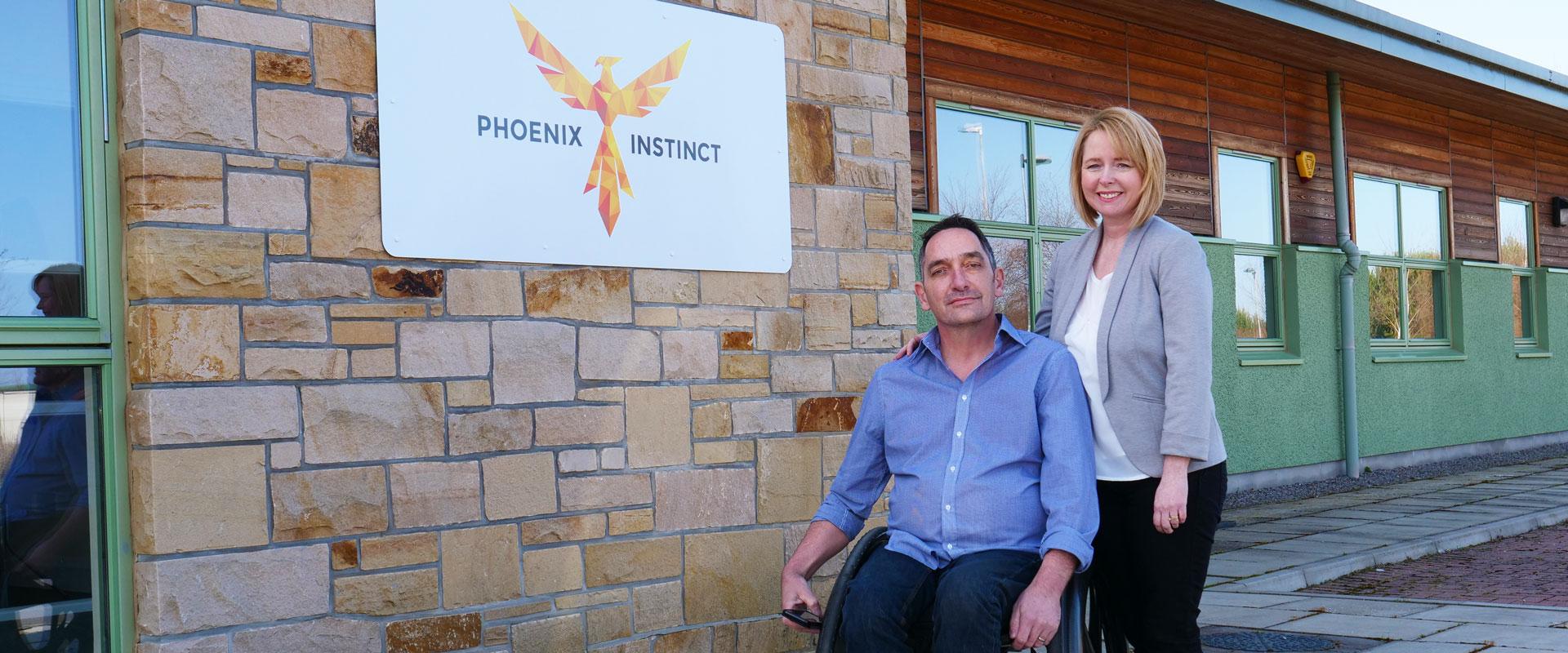 Andrew Slorance: Founder Phoenix Instinct